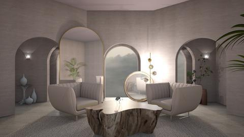 blurry living  - Living room  - by nasiha