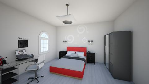 mm1 - Bedroom - by marius iulian
