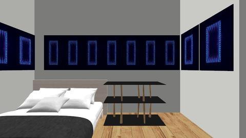 DREAM ROOM - Minimal - Kids room  - by hramir06
