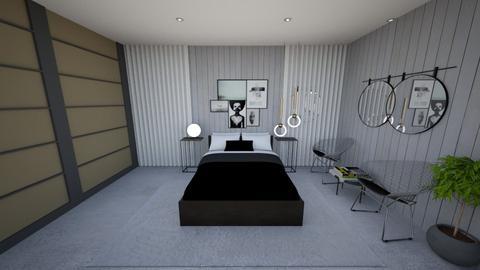 master5 - Modern - Bathroom  - by yaara shemesh