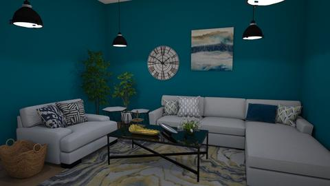 Lounge room 1 - Living room - by Amira12