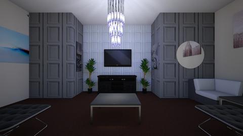 Dream Living room  1 AB - Modern - Living room - by Ahmedb