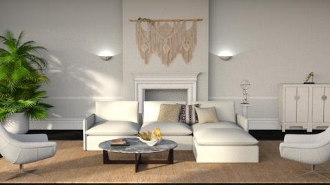 Dolce Vita - Eclectic - Living room  - by Claudia Correia