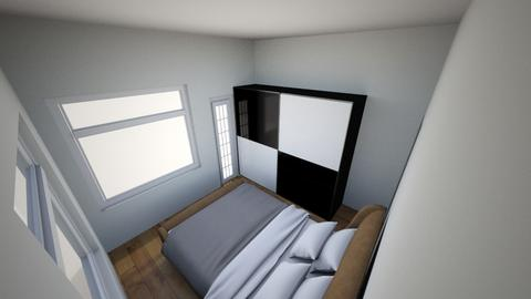 my home - Modern - Bedroom  - by Snehasish Bhar