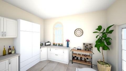kitchen - Classic - Kitchen  - by nporbes