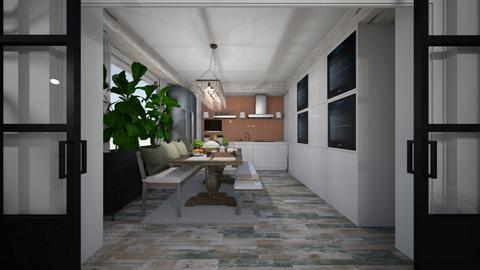 kitchen xy - Kitchen - by MihaelK