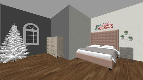 My Dream Room - Bedroom  - by ella0277