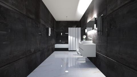 khashy - Modern - Bathroom  - by khashayar_guzippo