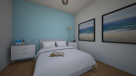 sea bedroom - by katerina dimogerontaki