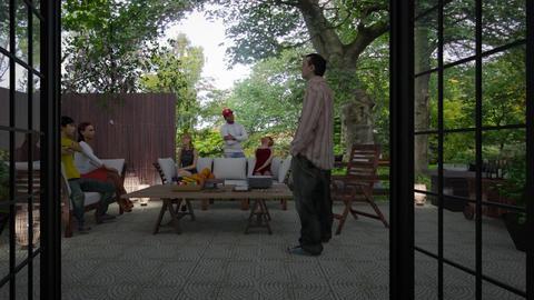Garden party - Garden  - by Thrud45