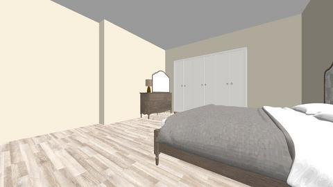 Bedroom - Modern - Bedroom  - by Jazlyn Remington