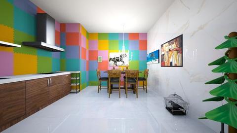 mi house - by marshall2806