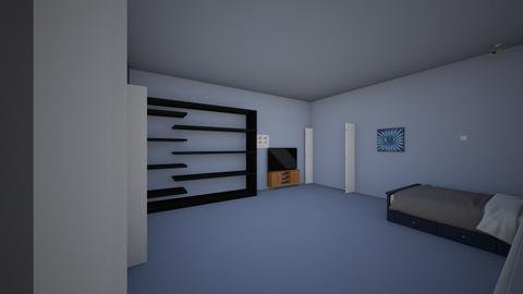 Old Room - Bedroom  - by MistuhJxe