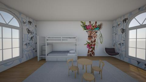 2 kids room - Kids room  - by LHSHousing