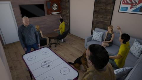 Game room v2 - by bpsmith44