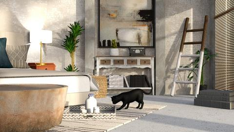Sweet_Cat - Bedroom - by ZuzanaDesign