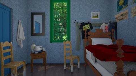 Van Gogh - by What Inspires Me