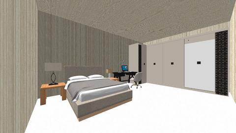 rumah1 - Bedroom  - by firdaus123