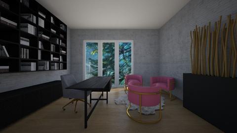 home - Office  - by mo_de_in_studio