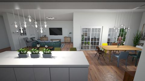 cool 8 - Living room  - by Niva T