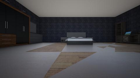 Elegant modern Bedroom - Modern - Bedroom  - by LivingLegend