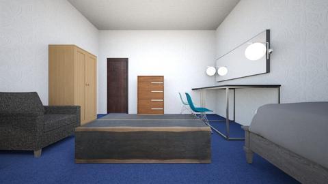 My Work Space  - Modern - Bedroom  - by ctucker317