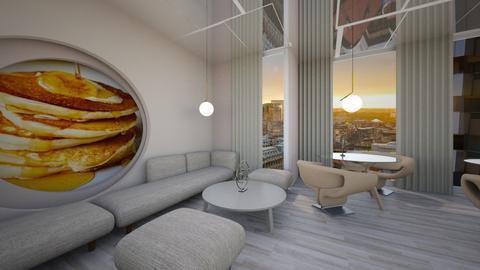 Pancake house - by Nicoleta Stoica