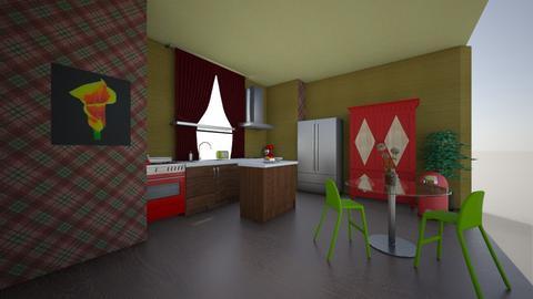Kitchen - Kitchen  - by LillianPacheco