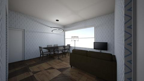 1 person house - Kitchen - by tompert