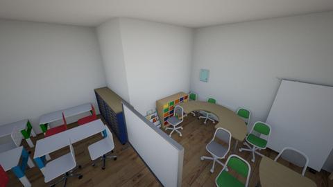 classroom 3d - by emesematus