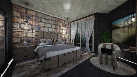 Rain - Bedroom  - by nanabpf