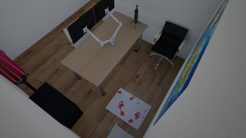 Gear room - Office  - by Nightshadow3810