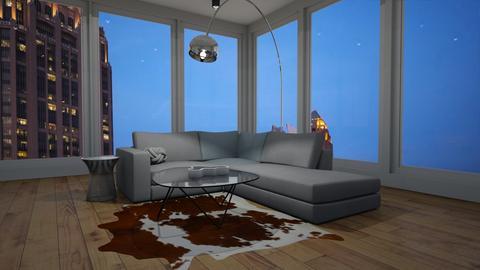 DANIEL WIESNER - Modern - Living room  - by ggetlik