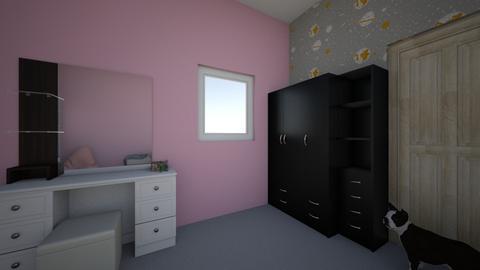 Bromwyn - Modern - Bedroom  - by emily3335553