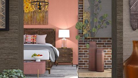 M_ Cayden - Bedroom - by milyca8