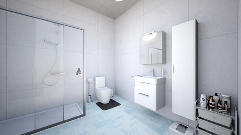 BATHROOM3 - Bathroom  - by pommypurin
