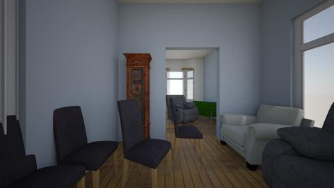 W 19th - Living room - by Ashley Van Driesche_186