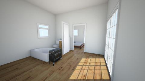 primer ensayo - Bedroom  - by Trotamundos Sunshine