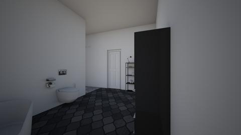 Bathroom by meeee - Bathroom - by KateRV