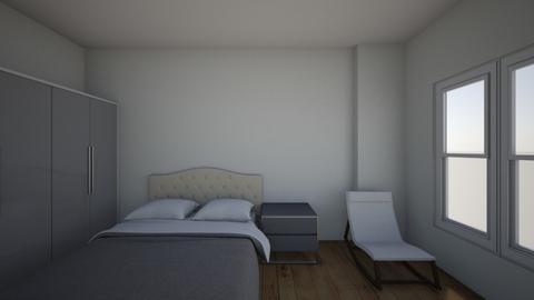 simple minimalis - Bedroom  - by Armree93