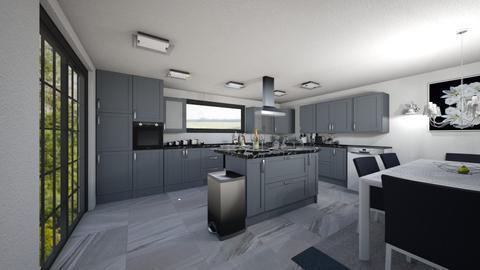 Kitchen - Modern - Kitchen - by vitoriaspiridon