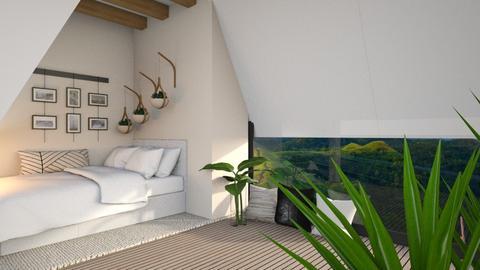 Luz - Bedroom  - by Meghan White