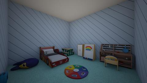 habitacion para peques - Vintage - Kids room  - by Housedesignq