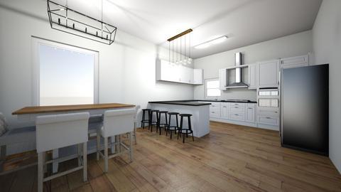 Macie Kitchen  - Kitchen  - by mmortensen24501