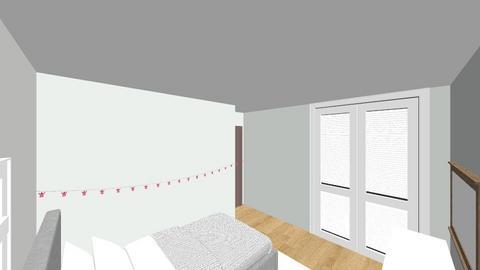 Keona Bedroom 2 - Modern - Bedroom - by kkibet08
