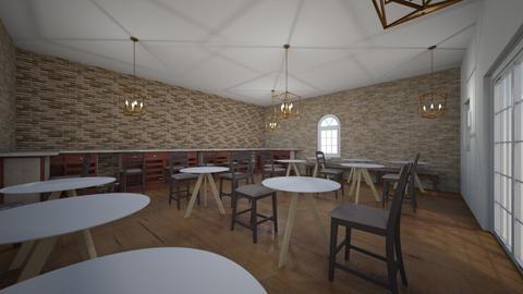 Tiara B  - Dining room  - by Cvms