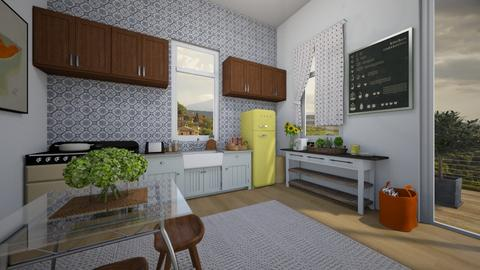 kitchen - Kitchen  - by td123
