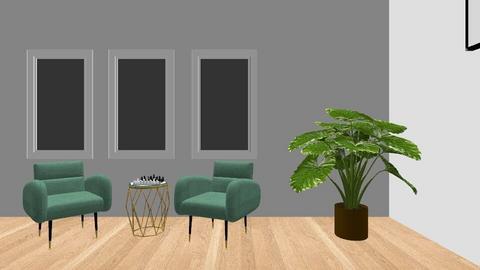 Living2 - Living room  - by Xiungnu