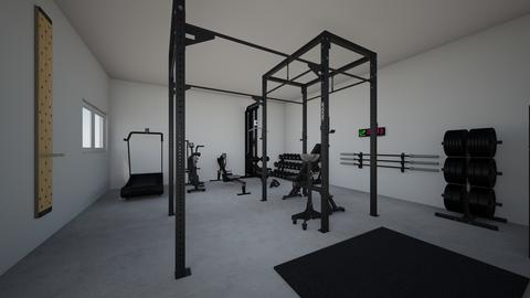 Barn Gym 3 - by rogue_bdbfc4603e8f7bd08cb36536fb0fa