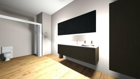 Bathroom - Modern - Bathroom - by Alishba_A